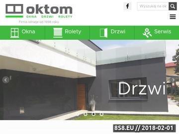 Zrzut strony Rolety Warszawa