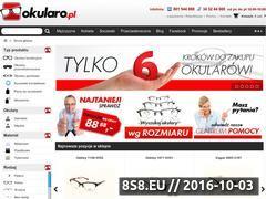 Miniaturka domeny okularo.pl