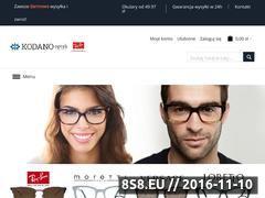 Miniaturka domeny okulary.szkla.com