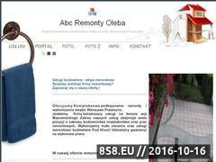 Miniaturka domeny oleba.pl