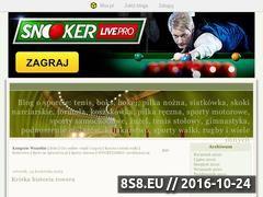 Miniaturka domeny olimpijski.blox.pl