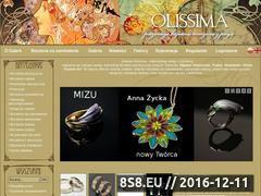 Miniaturka domeny www.olissimart.com
