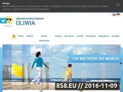 Miniaturka domeny oliwiadzwirzyno.pl