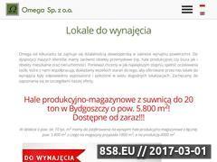 Miniaturka domeny www.omega-nieruchomosci.com