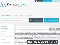 Miniaturka domeny omegalab.pl