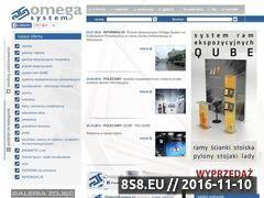 Miniaturka domeny www.omegasystem.pl