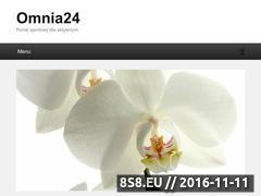 Miniaturka domeny www.omnia24.pl