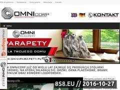 Miniaturka domeny www.omnicorp.pl
