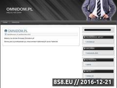 Miniaturka domeny www.omnidom.pl