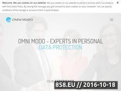 Miniaturka domeny omnimodo.com.pl