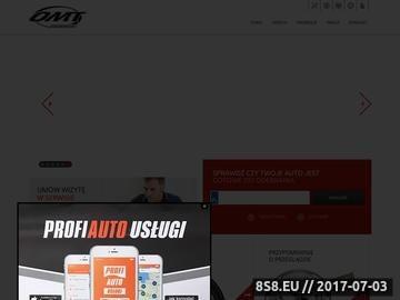 Zrzut strony Omt serwis Tarnów