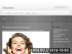 Miniaturka domeny onauroda.pl