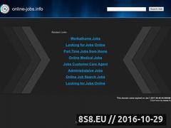 Miniaturka domeny online-jobs.info