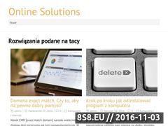 Miniaturka domeny online-solutions.pl