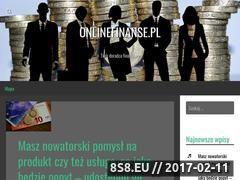 Miniaturka domeny onlinefinanse.pl