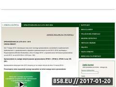 Miniaturka domeny www.opaki.pl