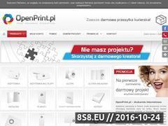 Miniaturka domeny www.openprint.pl