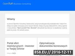 Miniaturka domeny openrun.pl