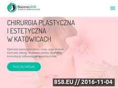 Miniaturka domeny www.operacje-plastyczne.com.pl