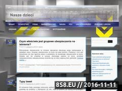 Miniaturka domeny opiekanaddziecmi.radom.pl