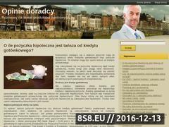 Miniaturka domeny www.opiniedoradcy.pl