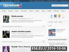 Miniaturka domeny www.opiniobook.pl