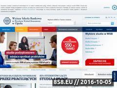 Miniaturka domeny www.opole.wsb.pl