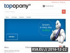 Miniaturka domeny oponykety.pl