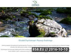 Miniaturka domeny opro.com.pl