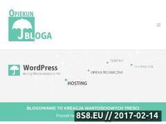 Miniaturka domeny www.opron.pl