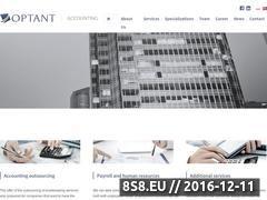 Miniaturka domeny www.optant.com.pl