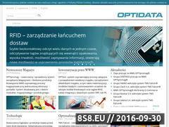 Miniaturka domeny www.optidata.pl