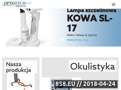 Miniaturka domeny www.optotech.pl
