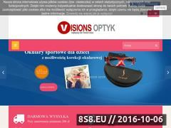 Miniaturka domeny optyknet.pl