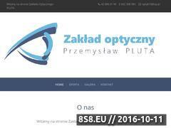 Miniaturka domeny www.optykpluta.pl