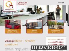 Miniaturka domeny orangestone.pl