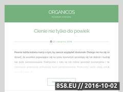 Miniaturka domeny www.organicos.pl