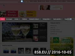 Miniaturka domeny organizacjawesel.info