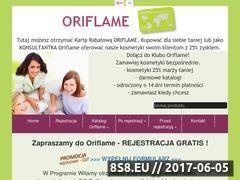 Miniaturka Oriflame - Naturalne Szwedzkie Kosmetyki (www.ori24h.pl)