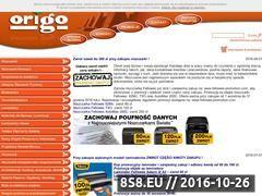 Miniaturka domeny www.origo.poznan.pl