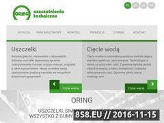 Miniaturka Cięcie wodą (www.oring.pl)