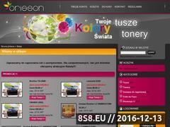 Miniaturka domeny www.orisson.pl