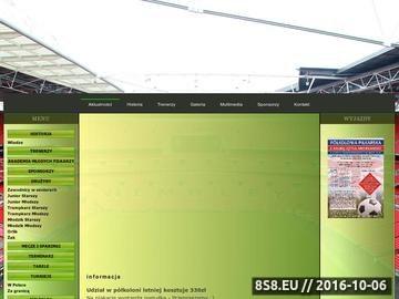 Zrzut strony Szkółka piłkarska - Orły Rzeszów