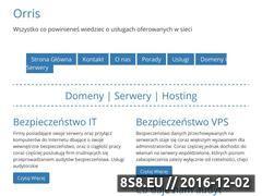 Miniaturka domeny www.orris.pl