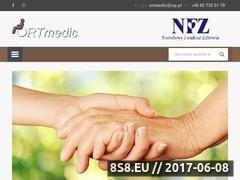 Miniaturka domeny ortmedic.pl