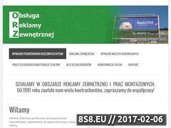 Miniaturka domeny orz.com.pl