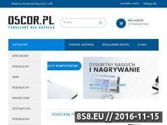 Miniaturka domeny oscor.pl