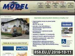Miniaturka domeny www.osk-model.com