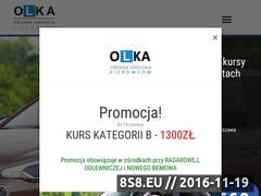 Miniaturka domeny osk-olka.pl