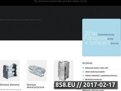 Miniaturka domeny www.osmozaodwrocona.pl